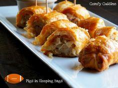 Comfy Cuisine: Pigs in Sleeping Bags