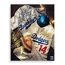 9f874089954ced Sports fans of all ages can show off their team spirit with this Major  League Baseball canvas wall art. An artistic way to root for the home team