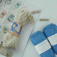 YARN Bookazine, the sea issue | Happy in Red