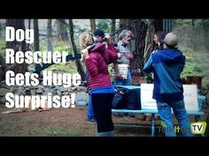 Man Who Has Dedicated His Life To Rescuing Severely Abused Dogs Gets The Surprise Of A Lifetime – iHeartDogs.com