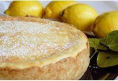 Klasszikus sajttorta Hungarian Recipes, Hungarian Food, Holiday Dinner, Cheesecakes, Nutella, Baked Potato, Camembert Cheese, French Toast, Muffin