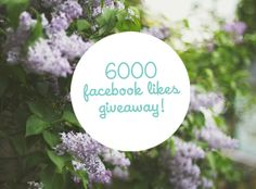 6000 Likes Giveaway - Madefromscratch is a fabulous website for all sorts of ideas, recipes and general inspiration! Facebook Likes, Nice Things, Artsy Fartsy, No Time For Me, Giveaway, Random Stuff, Draw, Website, Studio