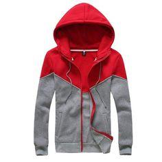 Mens Slim Long Sleeve Sports Hoodie Stylish Mens Outfits, Trendy Mens  Fashion, Men s Fashion 431e825f3f