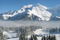 Le Mont-Blanc, Savoie, France