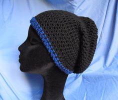 Dans Les Tiroirs: tuto d'un bonnet au crochet, facile et personnalisable à volonté ! Merci à la créatrice