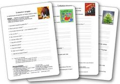 Evaluations langage à partir d'albums OK OK OK Petite Section, Speech Therapy, Comprehension, Kids Learning, Literacy, Alphabet, Preschool, Classroom, Education