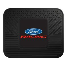 Fan Mats Ford Racing Car Utility Mat - 16026