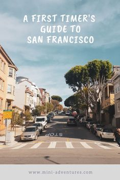 Your first time in San Francisco: A San Francisco city guide with things to do, places to eat and where to stay in San Francisco, California, USA #sanfrancisco #california #cityguide