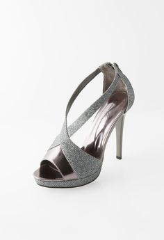 HIGH HEEL METALLIC A