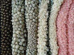 Shibori textures by Asta Masiulyte