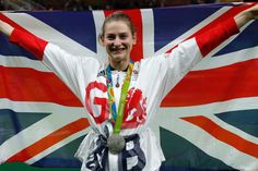 Sheffield-based Bryony Page beams with pride after claiming Olympic silver in…