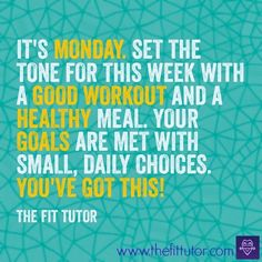 ideas for fitness motivation monday quotes weight loss Montag Motivation, Fitness Motivation Quotes, Daily Motivation, Health Motivation, Weight Loss Motivation, Motivation Inspiration, Fitness Inspiration, Workout Motivation, Fitness Goals