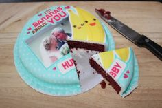 bakerdays Letterbox Cake - Valentine's Day Review & Giveaway » Then I Became Mum