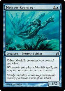 Tidal Courier FOIL Apocalypse NM-M Blue Uncommon MAGIC GATHERING CARD ABUGames
