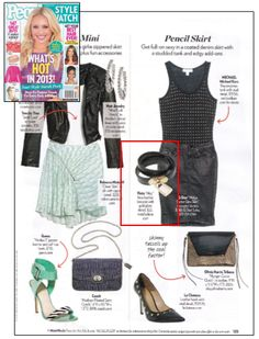 Vieta in the February 2013 issue of People Stylewatch