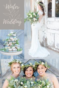 Winter doesn't have to be dull, in fact it's our favorite season for weddings in North Texas! Using greenery and sequins is one event design we loved so much for a fun winter wedding at SCR. Wedding Veils, Boho Wedding, Winter Princess, February Wedding, Bridesmaid Dresses, Wedding Dresses, Spring And Fall, Princess Wedding, Wedding Themes