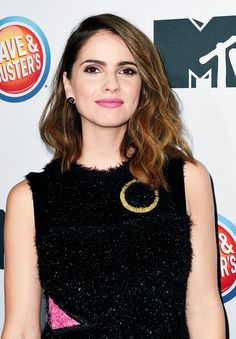 """Shelley Hennig arrives at MTV's """"Teen Wolf"""" and """"Sweet/Vicious"""" Premiere Event on November 14, 2016 in Los Angeles, California."""