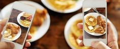 Thanks to Science You Can Now Turn Food Porn Into Recipes - Food Delivery Service - Ideas of Food Delivery Service - Artificial intelligence can now help you get the recipe for a dish just by uploading a photo of it. Chefs, Snapchat, Food Porn, Meal Delivery Service, Food Trends, Breakfast For Kids, Food Network Recipes, Food Dishes, A Food