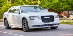 No fresher way to start the week than in the #Chrysler 300.