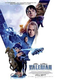 Poster zum Film: Valerian und die Stadt der tausend Planeten