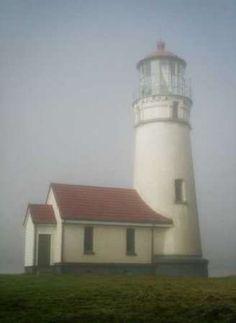 Misty Lighthouse II