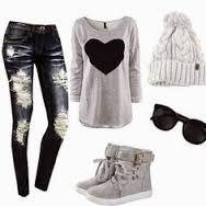 Resultado de imagen para outfits invierno 2016 adolescentes