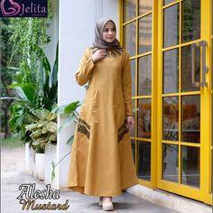Alesha Dress Daily by Jelita Duster Coat, Jackets, Dresses, Fashion, Down Jackets, Vestidos, Moda, Fashion Styles, Dress