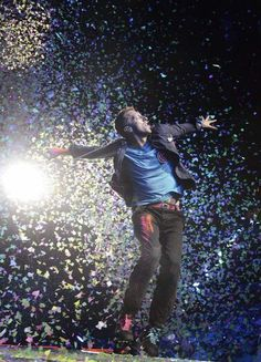 Coldplay concert - I need to relive this moment.
