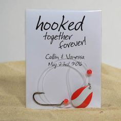 FISHING LURE WEDDING