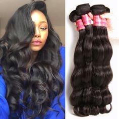 Ali Nadula Hair Official Brand Peruvian Vrgin Hair Body Wave Remy Human Hair Weaves 4 Bundles Deals Peruvian Body Wave Wavy Hair