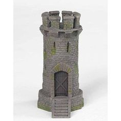 Bachmann Trains Thomas and Friends Black Loch Folly Resin Building Scenery Item, HO Scale, Multicolor