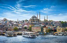 Δημιουργία - Επικοινωνία: Το χρονικό μιας πτώσης: Πώς έγινε η Κωνσταντινούπο... Knights Hospitaller, Byzantine Architecture, Underground Cities, Hagia Sophia, Turkey Travel, Udaipur, Beautiful Buildings, Beach Fun, Cool Places To Visit