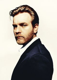 Ewan McGregor. I can see why Louie CK wants to sex him up