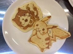 An Italian restaurant in Japan is an unlikely venue for pancake art; nonetheless, La Ricetta in the Kanagawa prefecture has become a pioneer in the burgeoning culinary trend. Alongside its pizzas and pastas, La Ricetta has achieved global fame for its pancakes that feature favorite manga, anime, and video game characters.