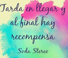 Zona de promesas - Soda Stereo