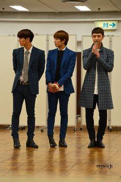 MYNAME: Insoo, Chaejin, and JunQ