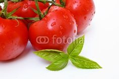 Image for sale - #Tomatoes and #basil