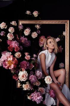 Viktor & Rolf, Viktor and Rolf, viktor, rolf, flowerbomb, flowerbomb perfume, flower bomb, editorial, amanda shadforth, oracle fox #creativephotography