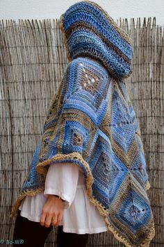 Feito à mão em Crochet 70