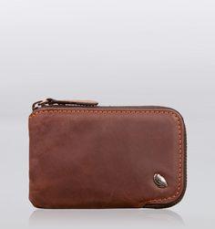Bellroy Very Small Wallet - Cocoa - Rushfaster.com.au Australia