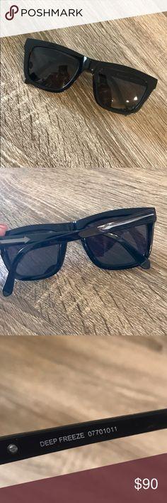 Karen Walker Deep Freeze Black karen Walker Deep Freeze sunglasses Accessories Sunglasses