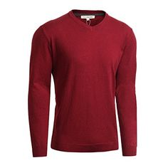 Men's Clothing - PA Young crew neck pullover sweater for men cotton fabric casual clothes for men -- Visit the image link more details. (This is an Amazon affiliate link)