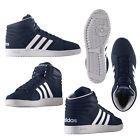Adidas F99532 Original VS Hoops Mid Shoes