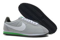 premium selection 57142 310cb Nike Cortez V1 Grå Hvid Grøn Herre