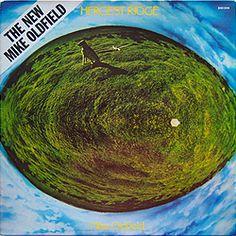 Mike Oldfield - Hergest Ridge: buy LP, Album, RE at Discogs Vinyl Record Shop, Vinyl Cd, Vintage Vinyl Records, Lp Album, Lp Cover, Cover Art, Classic Rock Albums, Mike Oldfield, John Peel