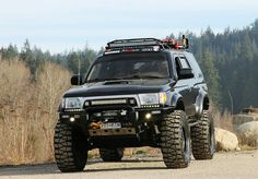 Awesome 3rd Gen 4runner from Canada.
