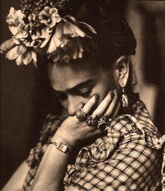 #Frida - Melancholy mood.