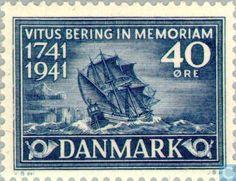 Denmark - Vitus Bering 1941
