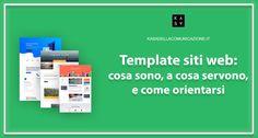 Template Siti Web: Cosa sono i template, Quali caratteristiche dovrebbe avere un Tema, Come Scegliere e Installare il Migliore, +100 Layout Responsive.