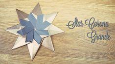 How to fold: Star Corona Grande (Maria Sinayskaya)   Nekkoart